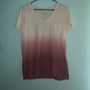 Ombré shirt
